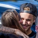 Justin Bieber: Emotivni susret sa fanovima!