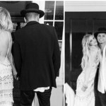 Ashlee Simpson i Evan Ross: Venčanje u boho stilu!