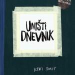 "SHARE & WIN: Knjigu ""Uništi dnevnik"" by Keri Smith"