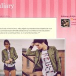 Cool blog: M diary
