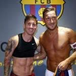 Messi ili Totti: Ko ima bolje trbušnjake?