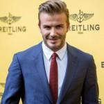 Beckham: Čestitke za kraljicu!