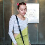 Miley Cyrus: Totalno funky autfit!