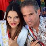 Zašto je Maite Perroni posetila Los Anđeles?