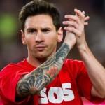Povređeni Messi zahvalio fanovima na podršci!