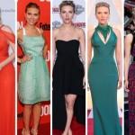 Modni stil poznate dive: Izaberite najlepšu haljinu Skarlet Johanson
