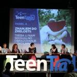 """#TeenTalk2015 pogledajte panel """"Znanjem do zrelosti: Treba li nam seksualno obrazovanje u školama?"""""""