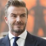 RADOST: Beckham se konačno vratio kući!