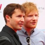 Ed Sheeran & James Blunt se verili?!
