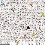 Fotka koja je zaludela internet: Koliko vam je potrebno da pronađete pandu?