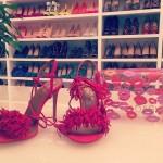 Raj za trendseterke: Najluksuzniji cipelarnici poznatih dama