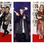 1D, Jus i Adele apsolutne zvezde na dodeli Brit nagrada!