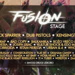 Sjajna žurka na Exitu: Fusion stage spaja boje regiona i celog sveta!
